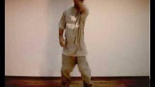 Hip-hop táncok: New Style stílus - 1. rész, Alapok
