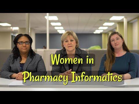 Women in Pharmacy Informatics | International Women's Day
