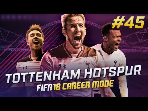 FIFA 18 Tottenham Career Mode Ep45 - Pulling Away!!