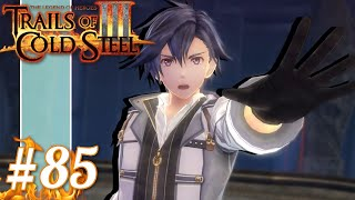 THE DECISIVE COLLISION   Let's Play Trails of Cold Steel 3 part 85