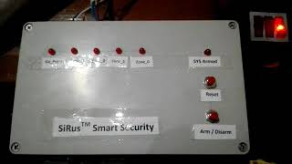 SiRus™ Smart Home Security system