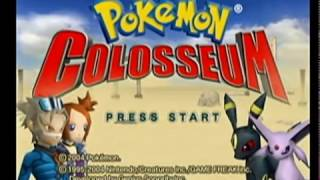[Gamecube Longplay] Pokemon Colosseum Part 1