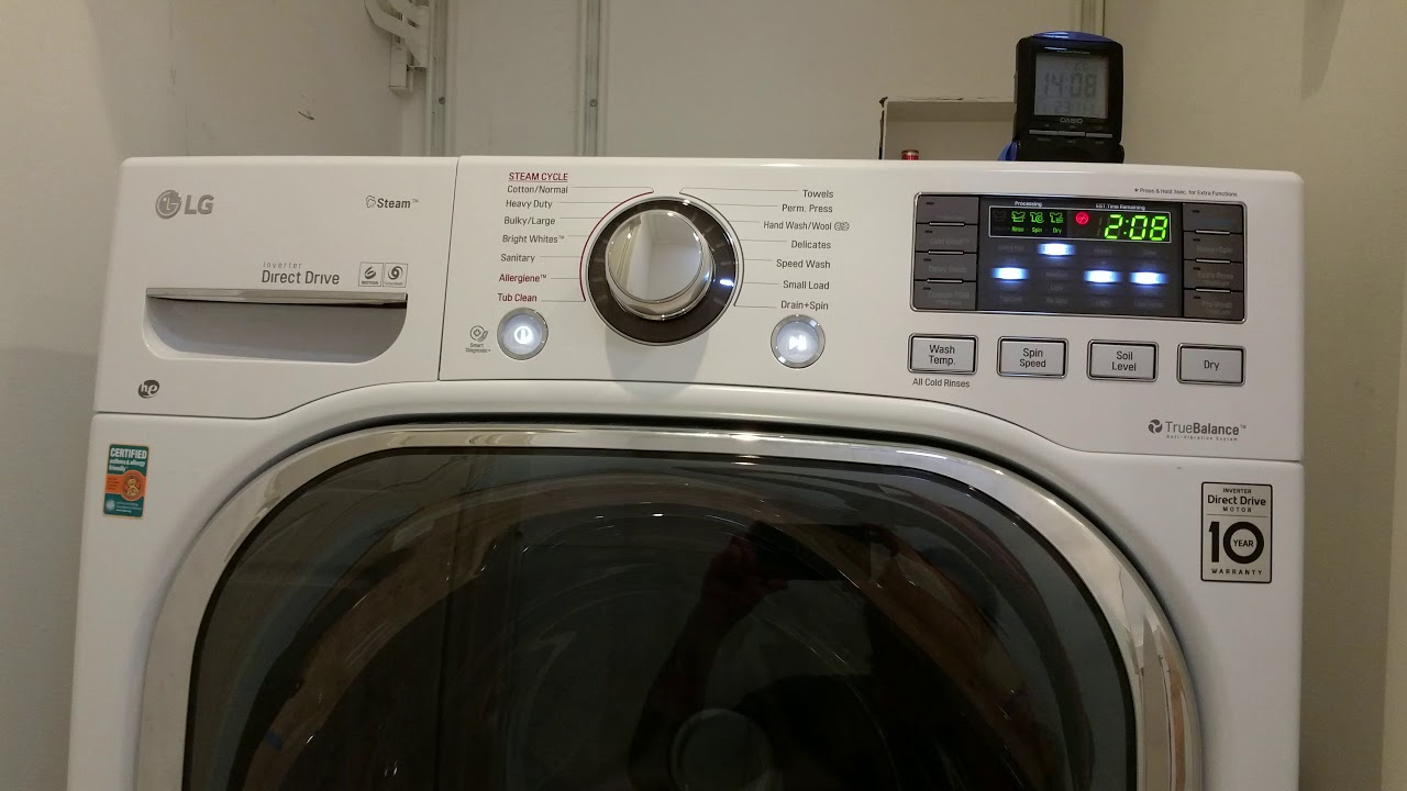 lg washer and dryer combo manual
