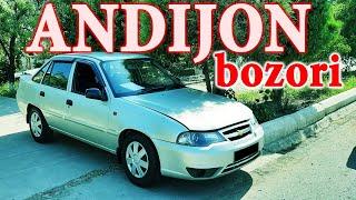 13 #SENTABR #ANDIJON #MASHINA #BOZORI #NARXLARI