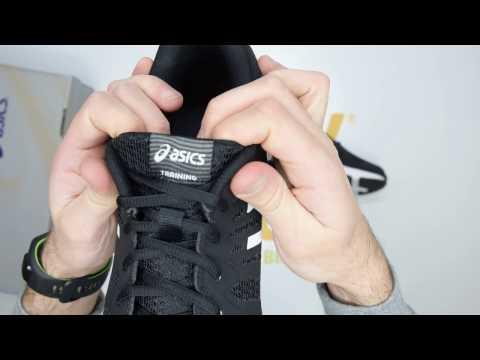 asics-nitrofuze-tr---black-/-white---unboxing-|-walktall