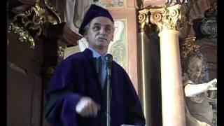 Wykład inauguracyjny