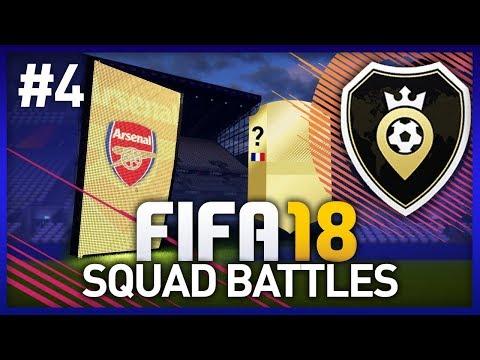 ELITE 1 REWARDS! FIFA 18 SQUAD BATTLES - EPISODE #4