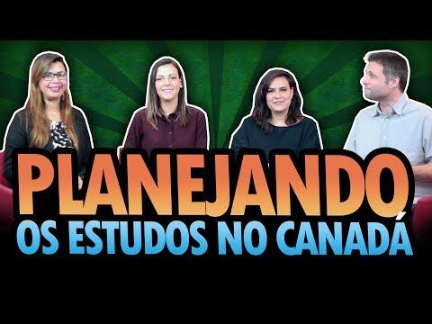PLANEJANDO OS ESTUDOS NO CANADÁ