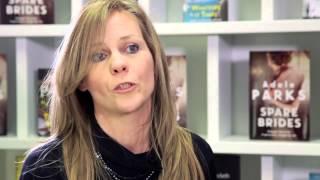 Adele Parks talks about her latest novel SPARE BRIDES