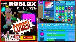 Baixar ✨ Bubble Gum Simulator! Codes! Limited time 4th July Egg! Octopus and the Black Squad! LOUD WARNING!