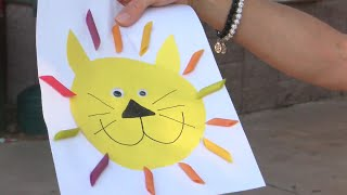 VIDEO: Art Gone Wild At The Dickerson Park Zoo