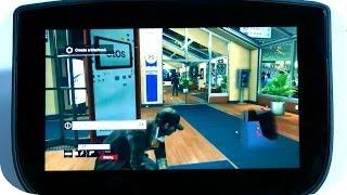 Nvidia Shield: Watch Dogs Maximum Ultra Settings Gameplay