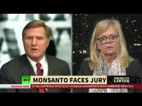 Wine, Oreos and Baby Formula laced with Monsanto Chemicals.