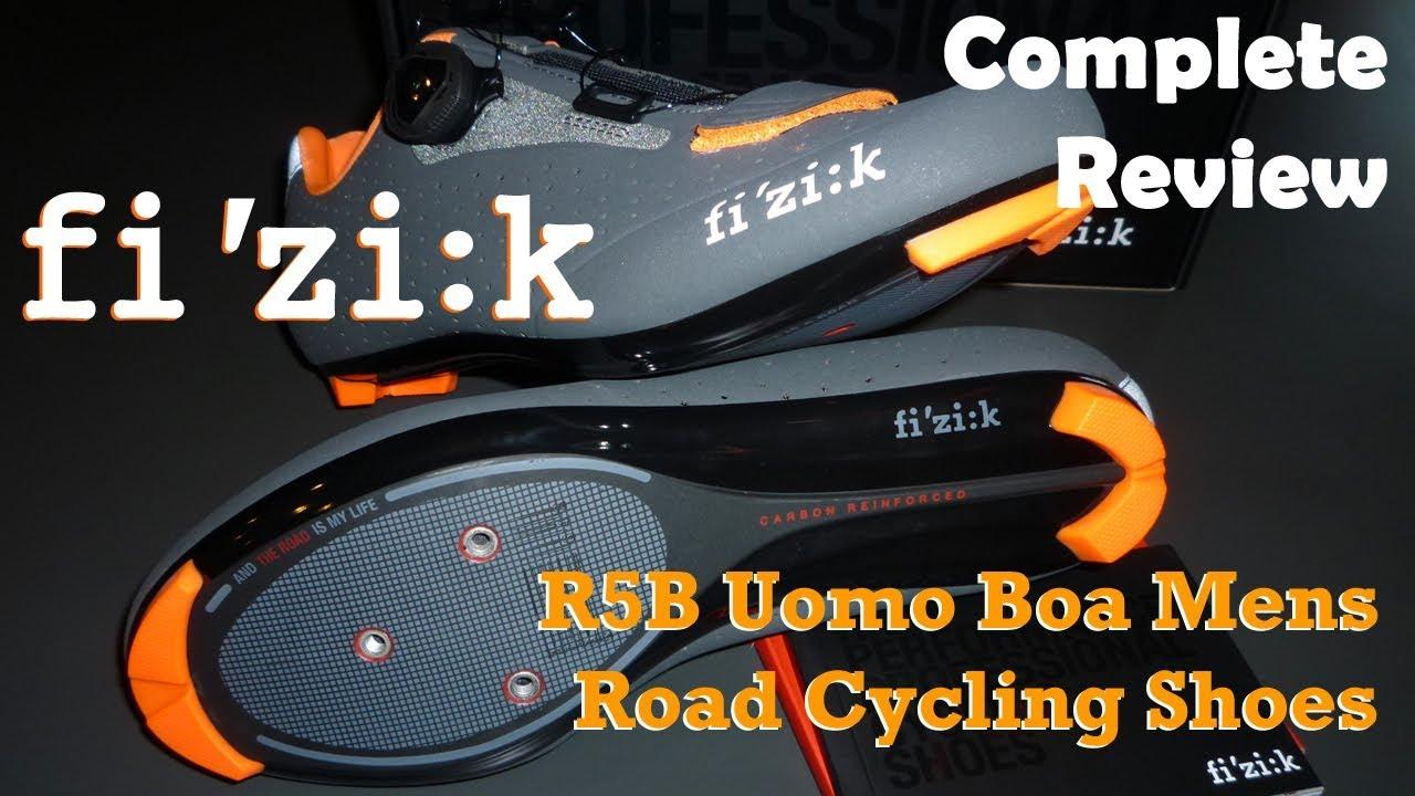 cbcb201292e Fizik Uomo R5B Cycling Shoes - My unprofessional review - Fi zi k ...