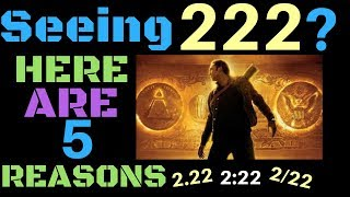 5 Reasons Why You May Be Seeing 222 | 222 Meaning Explained