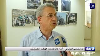 استشهاد مسن أصيب قبل أيام في اعتداء من قبل وحدة مستعربين في مخيم شعفاط (19-6-2019)