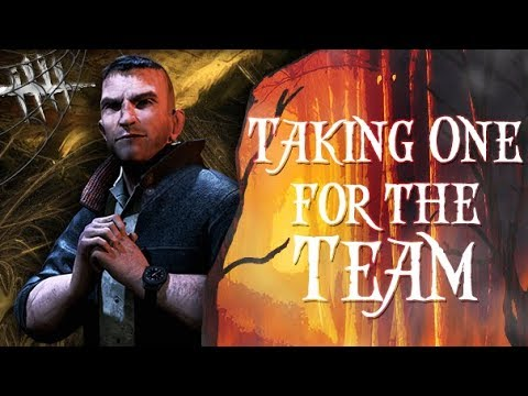 Taking One for the Team - Dead by Daylight - Survivor #118 David King