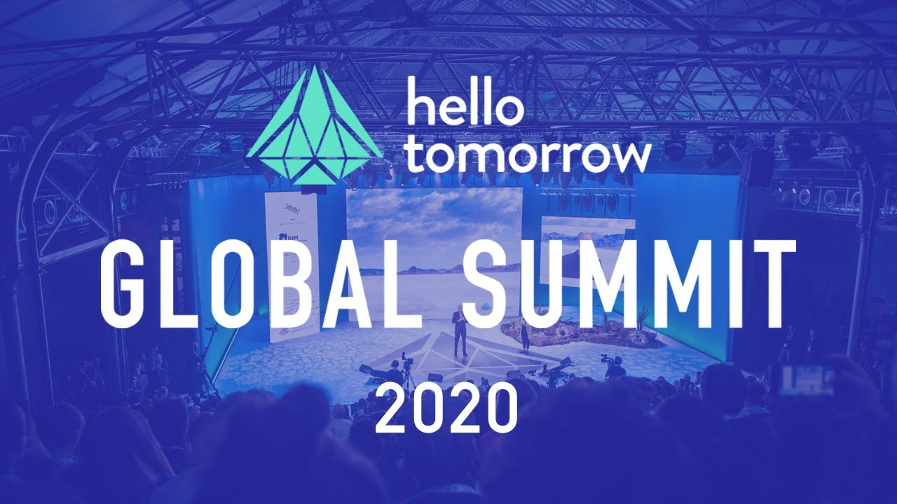 「hello tomorrow global summit」の画像検索結果