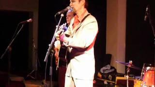 "James Intveld & his band ""Modern Don Juan"""