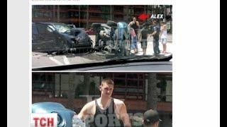 Український баскетболіст Олексій Лень потрапив у ДТП у США