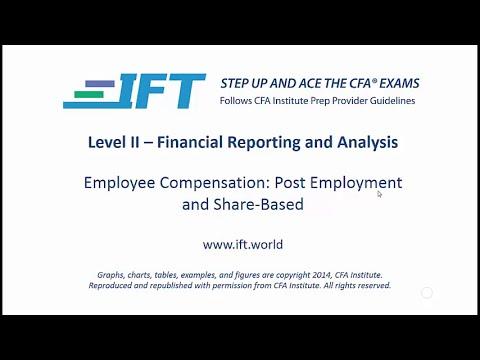 2016 Level II CFA : FRA Employee Comp./Pension Acct. - 1/2