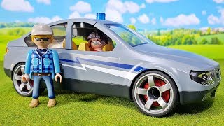 Playmobil 9361 SEK Zivilfahrzeug 👮 Polizei Auto 🚓 Playmobil Neuheit 2018