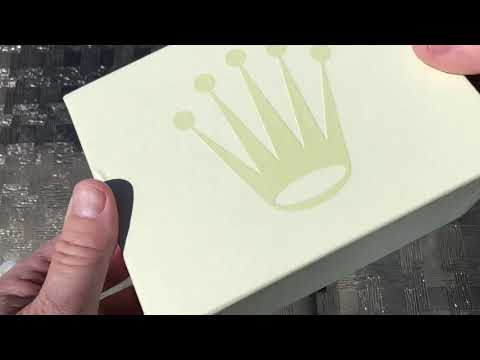 Buying A Used Rolex And Rolex Submariner Unboxing. The Used Rolex Submariner EBay Buying Experience