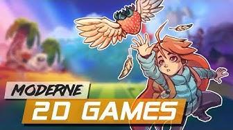 5 gute (und moderne) 2D Games!