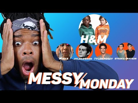 DRAMA ALERT! DolanTwins, Dylan O'brien, Loren/Harvey & More |MessyMonday