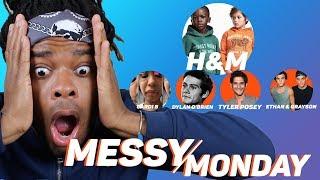 DRAMA ALERT! DolanTwins, Dylan O'brien, Loren/Harvey & More |MessyMonday
