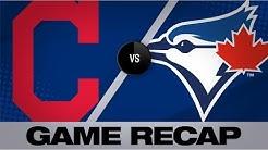 Bieber K's 10 in shutout vs. Blue Jays | Indians-Blue Jays Game Highlights 7/24/19