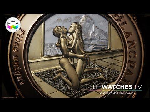 "Blancpain & The Art of ""Hot Horlogerie"""