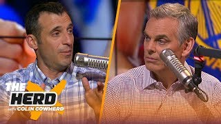 Doug Gottlieb: Kawhi is arguably the league's best player, talks KD & Free Agency | NBA | THE HERD
