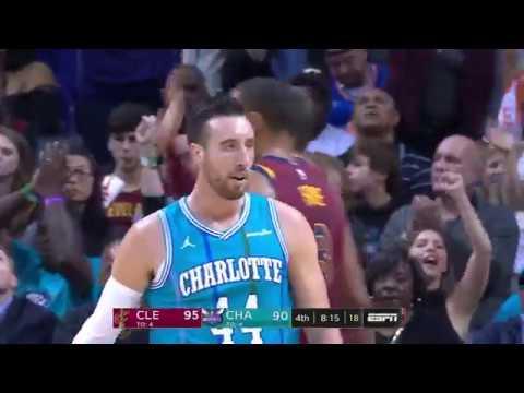 Cleveland Cavaliers vs. Charlotte Hornets - November 15, 2017