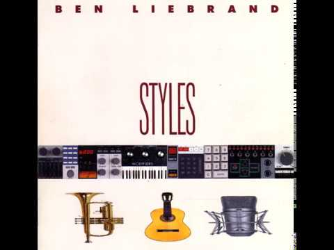 Ben Liebrand - Styles (1990 / Hip Hop / Hip House / Euro House / Synth Pop / Electronic)
