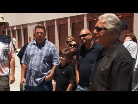 storage wars' bombshell: star cries 'fake' - youtube