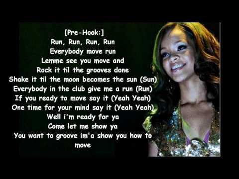Rihanna - Pon De Replay Karaoke with Backing Vocals