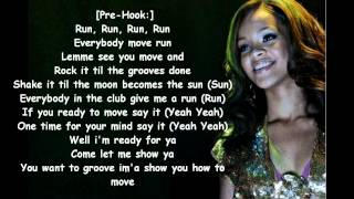 Rihanna - Pon De Replay Karaoke with Backing Vocals