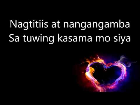 Kasalanan Ko Ba (With Lyrics)