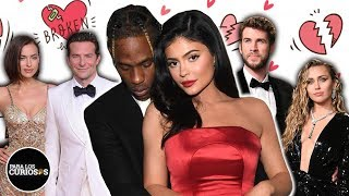 Kyllie Jenner, Irina Shayek, Miley Cyrus: Las SOLTERAS Que Nos Dejó El 2019