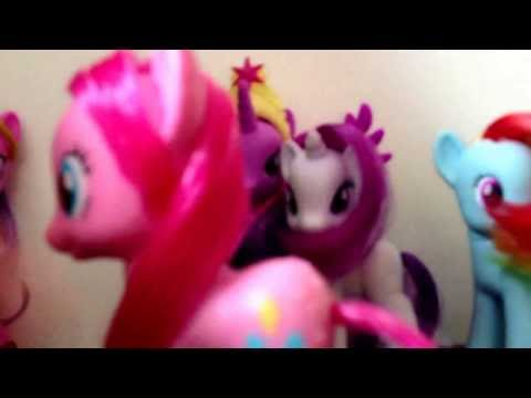 Pinkie Pie Hairstyle Part 1