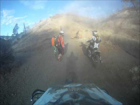 Frank Raines Race 2011 Part 1
