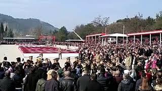 Amasya Yemin Töreni 22 Şubat 2019
