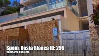 Элитная недвижимость в Испании, эксклюзивные апартаменты класса люкс у моря в Бенидорме(, 2015-05-07T17:22:29.000Z)