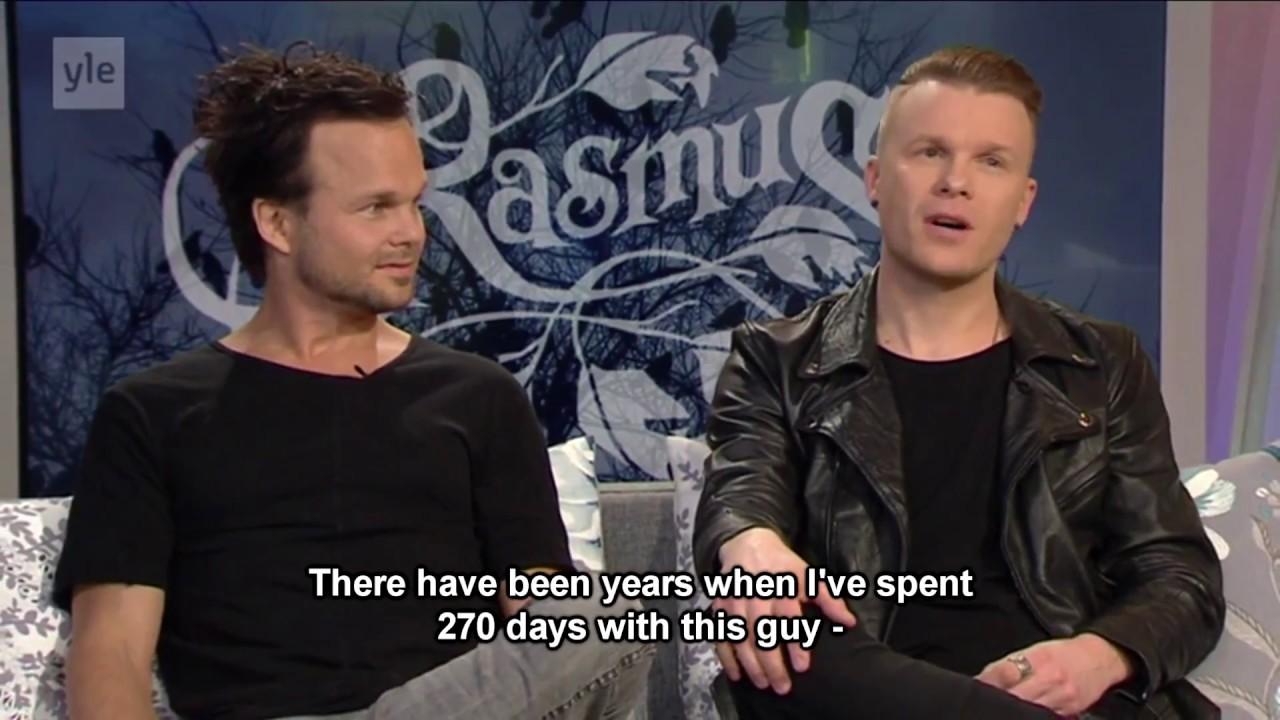 The Rasmus - Lauri and Aki interviewed on YLE Aamu-TV ...