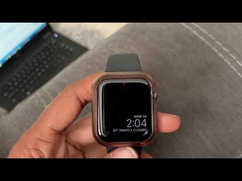 How To Check Battery Life And Enable Power Reserve On Apple Watch