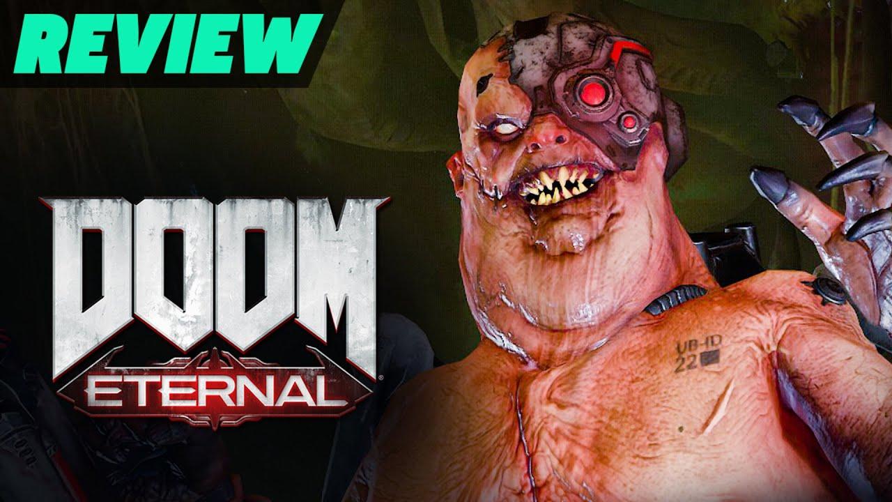 Doom Eternal Review - GameSpot