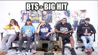 BTS ignoring big hit's rules: a jinful compilation REACTION