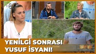Yusuf Takım Arkadaşlarına İsyan Etti! -  Survivor Panorama 78. Bölüm
