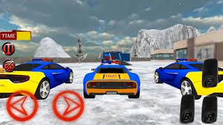 Police Car Offroad Transport Truck | Real Car Vehicules 3D | Android/ios Gameplay 2018